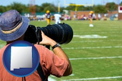 new-mexico a sporting event photographer
